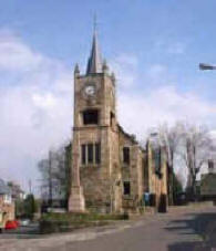 The Bruce memorial Church, Cambusbarron
